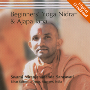 BEGINNERS' YOGA NIDRA – Mp3