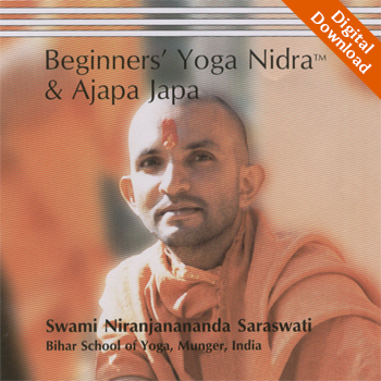 Beginners Yoga Nidra and Ajapa Japa -Digital Download