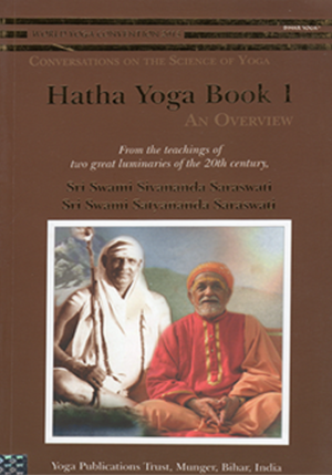 HATHA YOGA BOOK 1 • An Overwiew