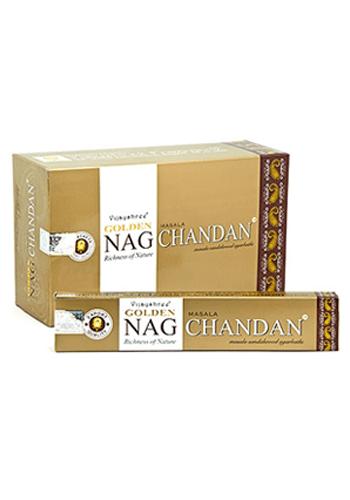 Incenso Golden Nag Chandan - Edizioni Satyananda Ashram Italia