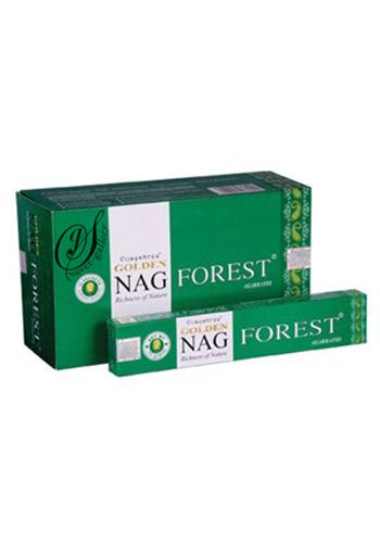 Incenso Golden Nag Forrest - Edizioni Satyananda Ashram Italia