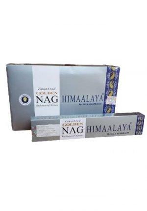 Incenso Golden Nag Himalaaya Edizioni Satyananda Ashram Italia