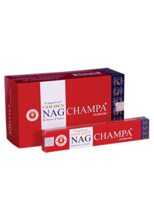 INCENSO • GOLDEN NAG CHAMPA