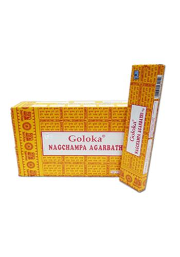 Incenso Goloka Nagchampa Agarbhati - Edizioni Satyananda Ashram Italia