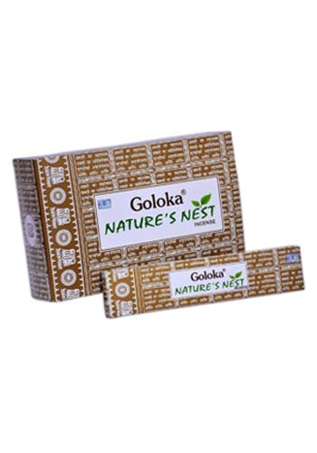 Incenso Goloka Natures Nest - Edizioni Satyananda Ashram Italia