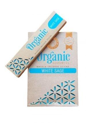 Incenso Organic White Sage Edizioni Satyananda Ashram Italia