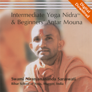 INTERMEDIATE YOGA NIDRA & BEGINNERS' ANTAR MOUNA – Mp3