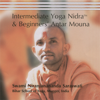 Internediate Yoga Nidra and Beginners Antar Mouna - Edizioni Satyanda Ashram Italia
