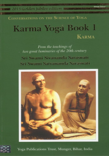Karma Yoga Book 1 - Karma