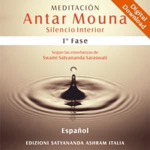 Meditacion Antar Mouna I Fase - Digital Download