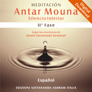 Meditacion Antar Mouna II Fase - Digital Download