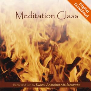 Meditation Class - Digital Download