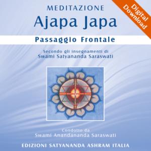 Meditazione Ajapa Japa Passaggio Frontale - Digital Download