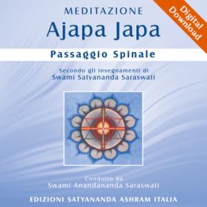 AJAPA JAPA • Spinal Passage – Mp3