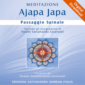 Meditazione Ajapa Japa Passaggio Spinale - Digital Download
