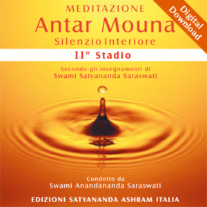 ANTAR MOUNA • Silenzio Interiore – II° Stadio – Mp3