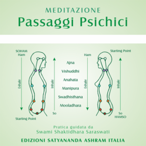 MEDITATION • Psychic Passages