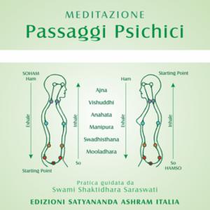 Meditazione Passaggi Psichici - Edizioni Satyanda Ashram Italia