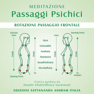 MEDITATION • Psychic Passages – Frontal Passages Rotation – Mp3