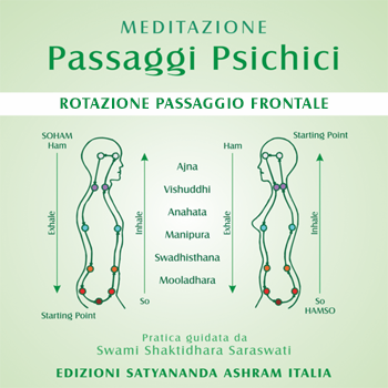 Meditazione Passaggi Psichici Passaggio Frontale