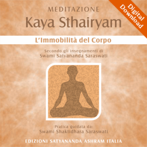 Meditazione Kaya Sthairyam - Digital Download