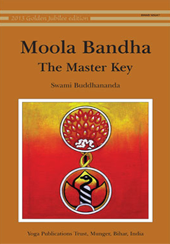 Moola Bandha the Master Key