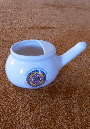 Neti Lota Ceramica - Edizioni Satyananda Ashram Italia