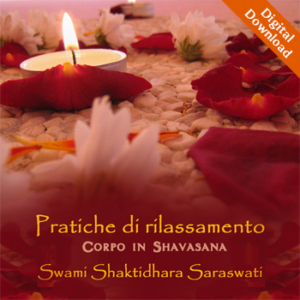 Pratiche di Rilassamento Corpo in Shavasana - Digital Download