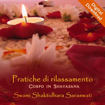 Pratiche di Rilassamento Corpo in Shavasana - Digital Download