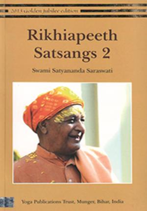 RIKHIAPEETH SATSANGS 2