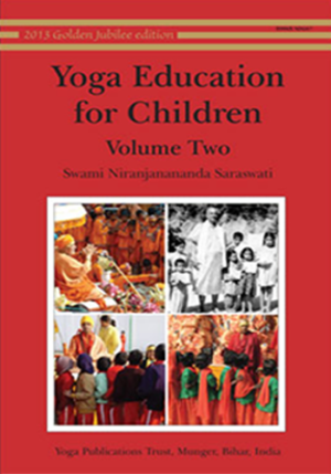 Yoga Education for Children - Volume Two