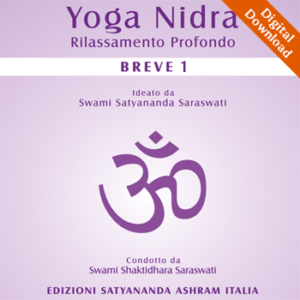 YOGA NIDRA • Short Practice 1 – Mp3
