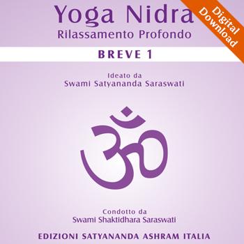 Yoga Nidra Breve 1 - Digital Download