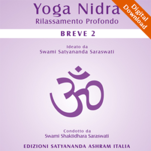 YOGA NIDRA • Short Practice 2 – Mp3