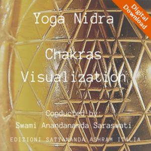 Yoga Nidra Chakras Visualization Digital Download