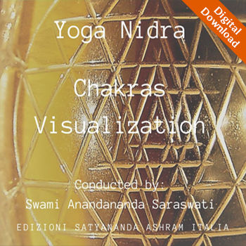 Yoga Nidra Chakras Visualization Digital Download