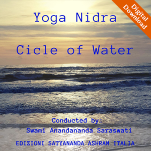 YOGA NIDRA • Cicle of Water – Mp3