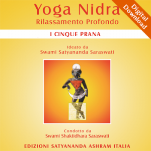 Yoga Nidra Cinque Prana Digital Download
