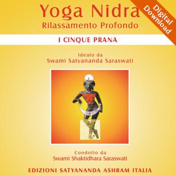 Yoga Nidra Cinque Prana Digital Download