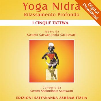 Yoga Nidra Cinque Tattwa Digital Download