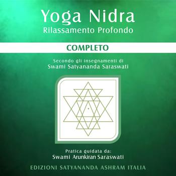 Yoga Nidra Completo - Edizioni Satyanda Ashram Italia