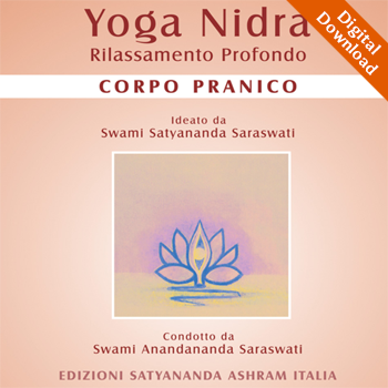 Yoga Nidra Corpo Pranico - Digital Download