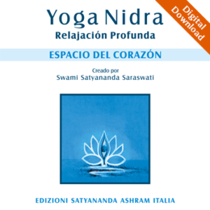 Yoga Nidra Espacio del Corazon - Digital Download