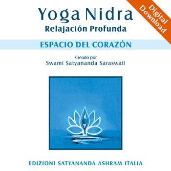 Yoga Nidra Espacio del Corazon - Digital Download
