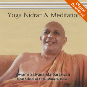 Yoga Nidra Meditation - Digital Download