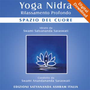 YOGA NIDRA • Heart Space – Mp3