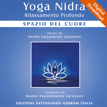 Yoga Nidra Spazio del Cuore - Digital Download