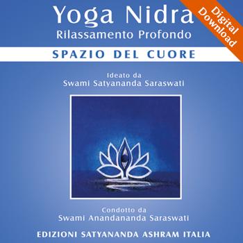 Yoga Nidra Spazio del Cuore - Digital Download
