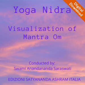 Yoga Nidra Visualization Of Mantra Om Digital Download