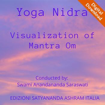 Yoga Nidra Visualization Of Mantra Om Digital Download